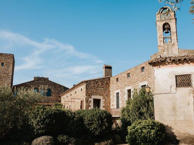 La boda de Marc y Vanesa en La Bisbal d'Empordà, Girona 111