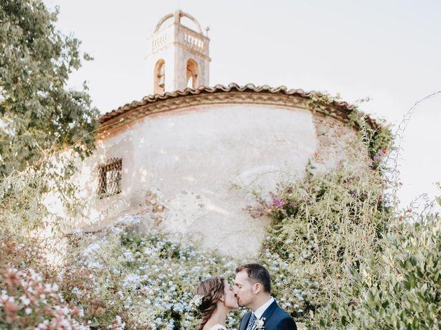 La boda de Marc y Vanesa en La Bisbal d'Empordà, Girona 112