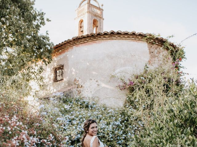 La boda de Marc y Vanesa en La Bisbal d'Empordà, Girona 116