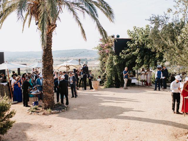 La boda de Marc y Vanesa en La Bisbal d'Empordà, Girona 118