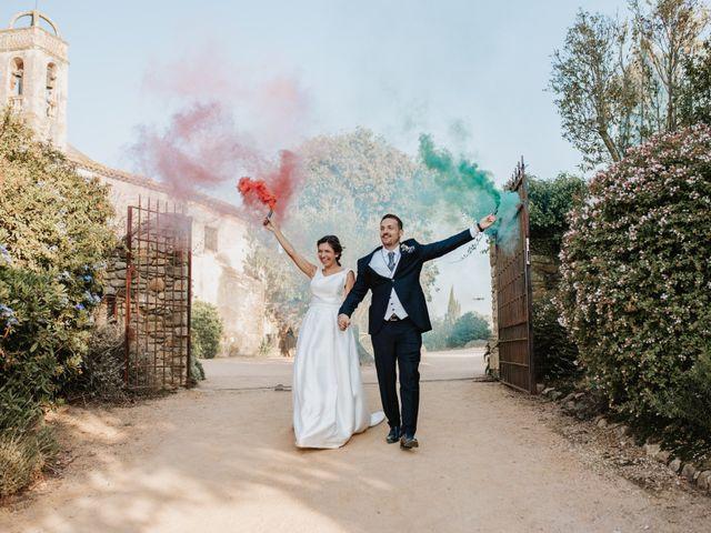 La boda de Marc y Vanesa en La Bisbal d'Empordà, Girona 119