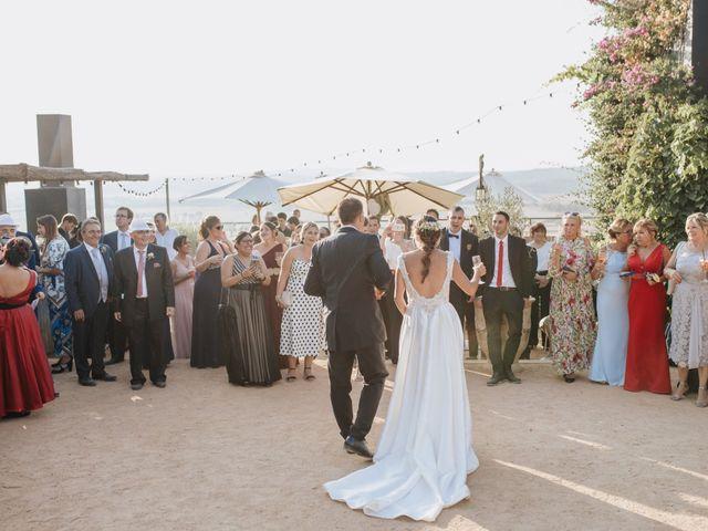 La boda de Marc y Vanesa en La Bisbal d'Empordà, Girona 120