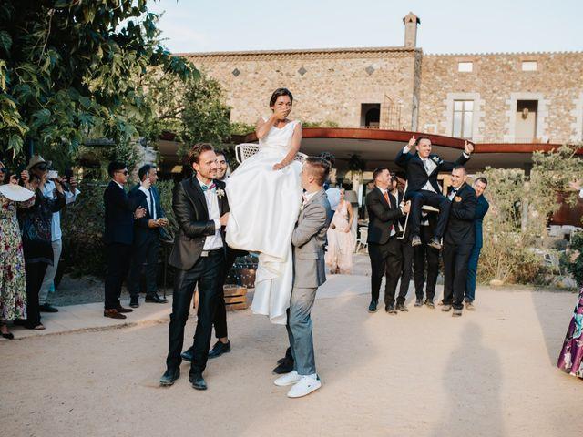 La boda de Marc y Vanesa en La Bisbal d'Empordà, Girona 124