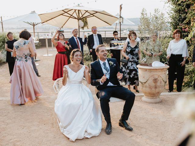 La boda de Marc y Vanesa en La Bisbal d'Empordà, Girona 125