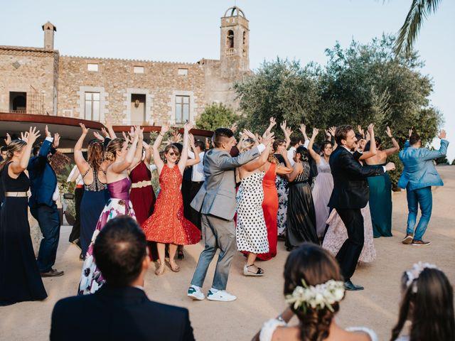 La boda de Marc y Vanesa en La Bisbal d'Empordà, Girona 126