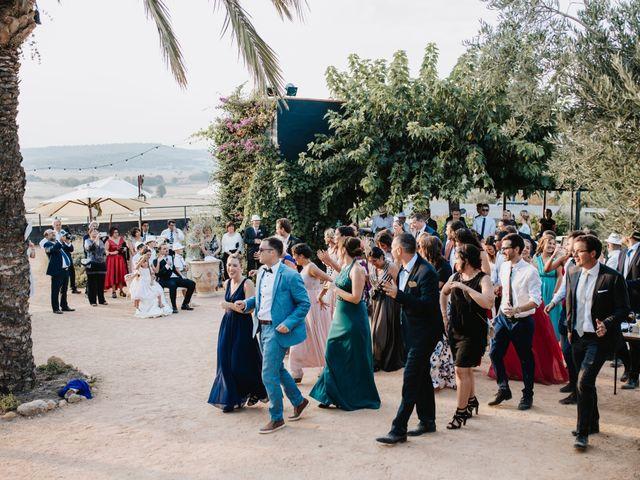 La boda de Marc y Vanesa en La Bisbal d'Empordà, Girona 129