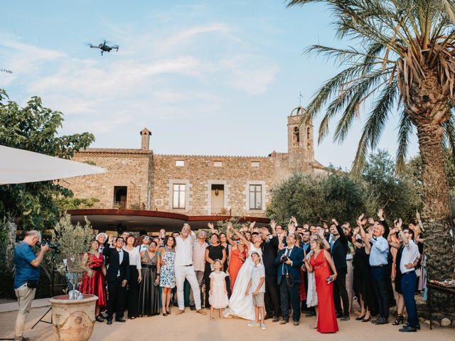 La boda de Marc y Vanesa en La Bisbal d'Empordà, Girona 131