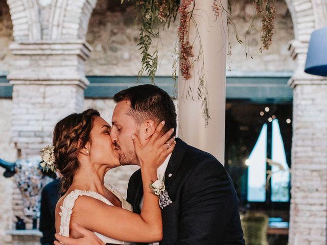 La boda de Marc y Vanesa en La Bisbal d'Empordà, Girona 137