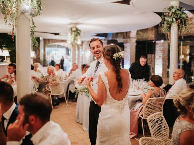 La boda de Marc y Vanesa en La Bisbal d'Empordà, Girona 139