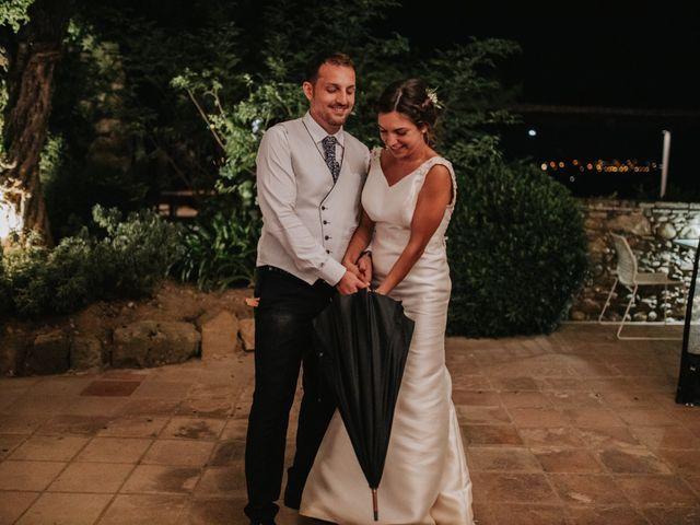 La boda de Marc y Vanesa en La Bisbal d'Empordà, Girona 141