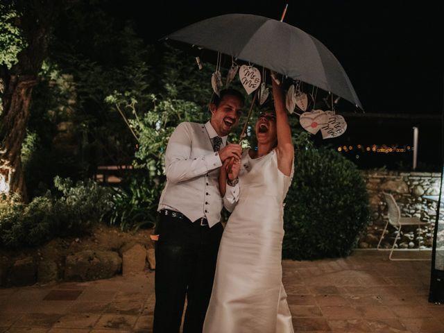 La boda de Marc y Vanesa en La Bisbal d'Empordà, Girona 143