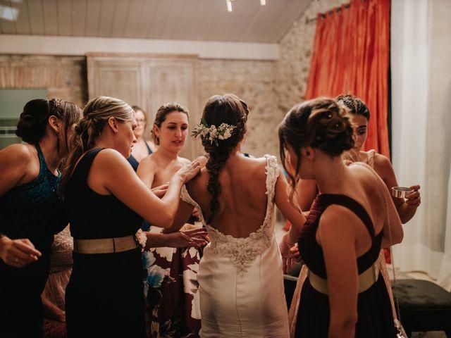 La boda de Marc y Vanesa en La Bisbal d'Empordà, Girona 144