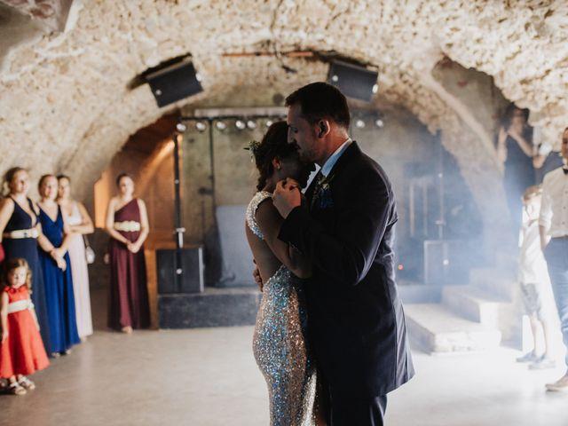 La boda de Marc y Vanesa en La Bisbal d'Empordà, Girona 156