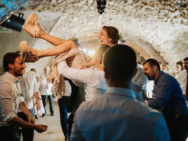 La boda de Marc y Vanesa en La Bisbal d'Empordà, Girona 166