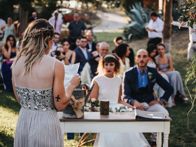 La boda de David y Ruth en Barcelona, Barcelona 35