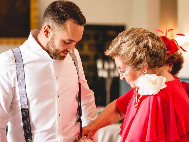 La boda de Javier y Rebeca en Torrejón De Ardoz, Madrid 6