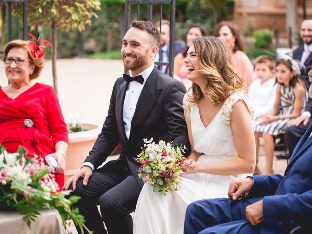 La boda de Javier y Rebeca en Torrejón De Ardoz, Madrid 18