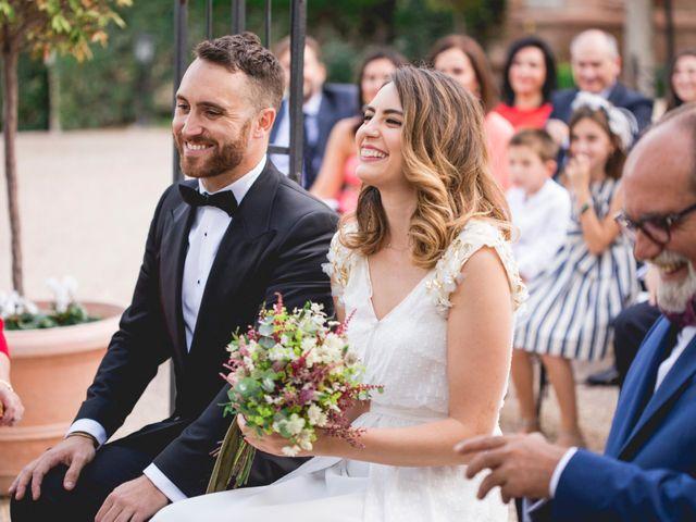 La boda de Javier y Rebeca en Torrejón De Ardoz, Madrid 24