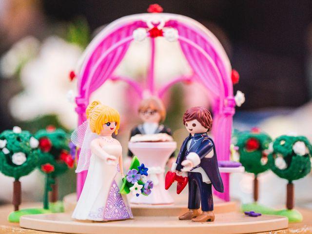 La boda de Javier y Rebeca en Torrejón De Ardoz, Madrid 49