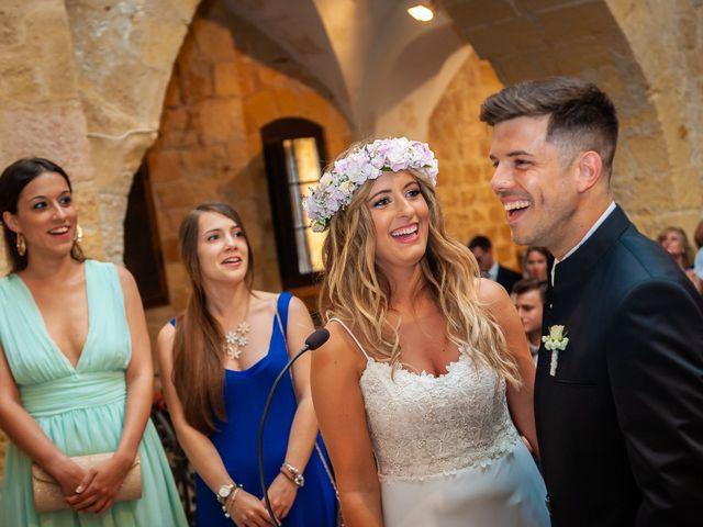 La boda de Joan Marc y Mariona en Altafulla, Tarragona 52