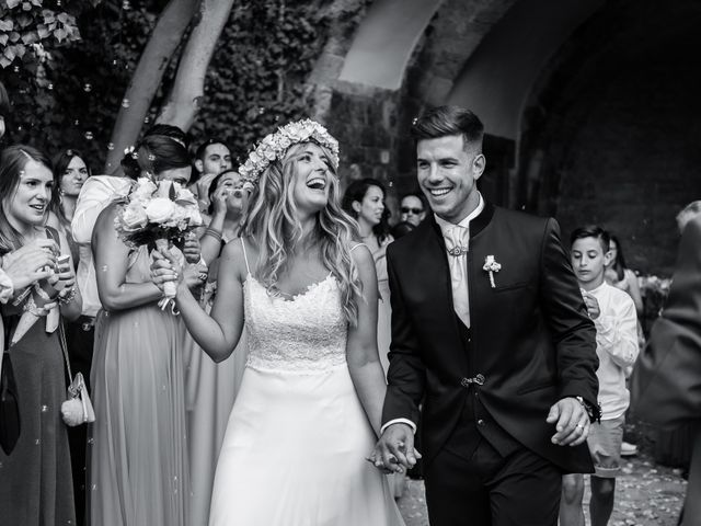 La boda de Joan Marc y Mariona en Altafulla, Tarragona 63
