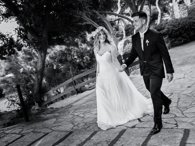 La boda de Joan Marc y Mariona en Altafulla, Tarragona 71
