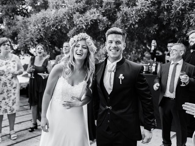 La boda de Joan Marc y Mariona en Altafulla, Tarragona 72