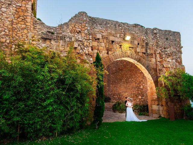 La boda de Joan Marc y Mariona en Altafulla, Tarragona 75