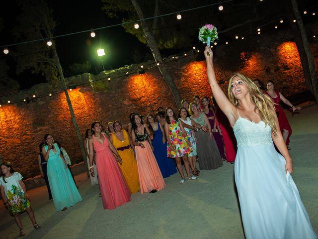 La boda de Joan Marc y Mariona en Altafulla, Tarragona 81