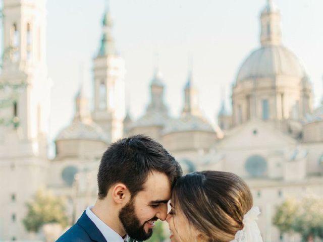 La boda de Paula y Isaac en Zaragoza, Zaragoza 4