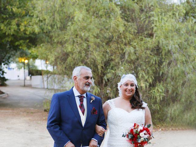 La boda de Vicky y Fran en Carmona, Sevilla 6