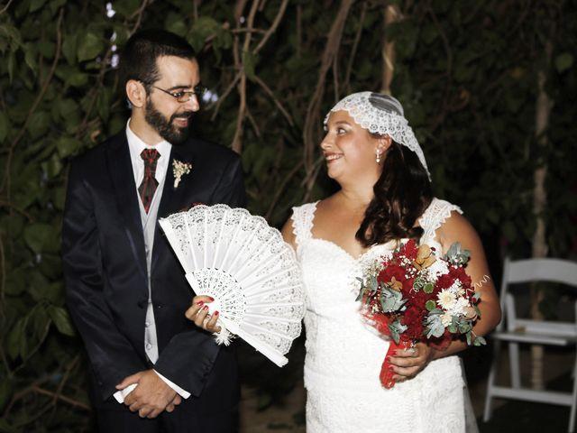 La boda de Vicky y Fran en Carmona, Sevilla 7