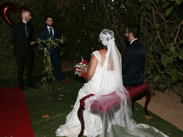 La boda de Vicky y Fran en Carmona, Sevilla 8