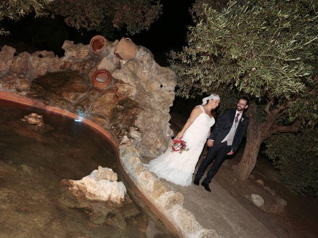 La boda de Vicky y Fran en Carmona, Sevilla 11