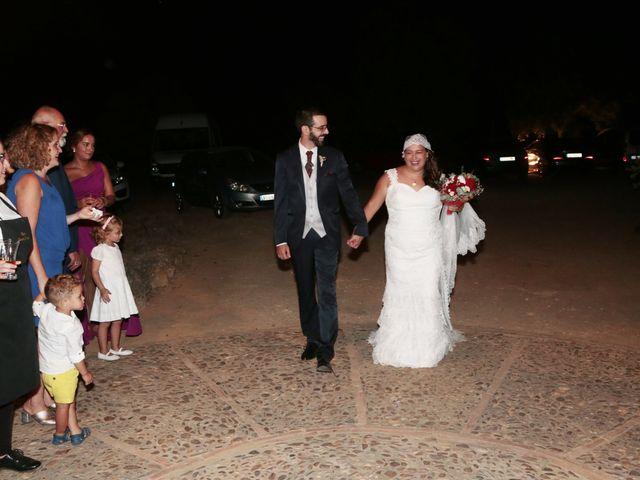 La boda de Vicky y Fran en Carmona, Sevilla 12