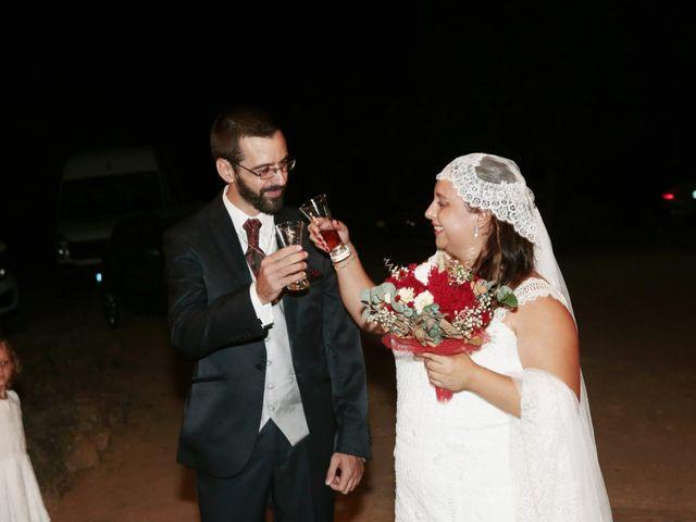 La boda de Vicky y Fran en Carmona, Sevilla 13