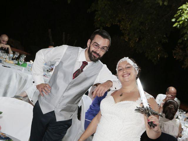 La boda de Vicky y Fran en Carmona, Sevilla 14