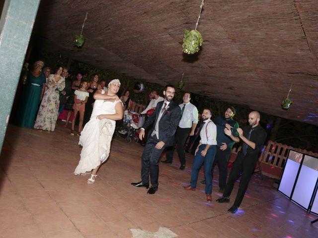 La boda de Vicky y Fran en Carmona, Sevilla 18