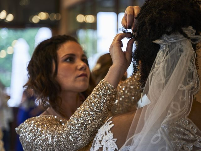 La boda de Stefania y Adrian en La Belga (Viella-siero), Asturias 21