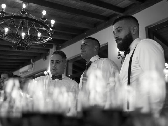 La boda de Stefania y Adrian en La Belga (Viella-siero), Asturias 22