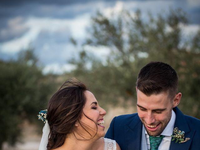 La boda de Isaac y Natalia en Chinchon, Madrid 1