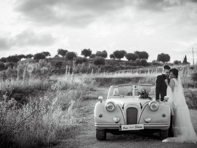 La boda de Isaac y Natalia en Chinchon, Madrid 74
