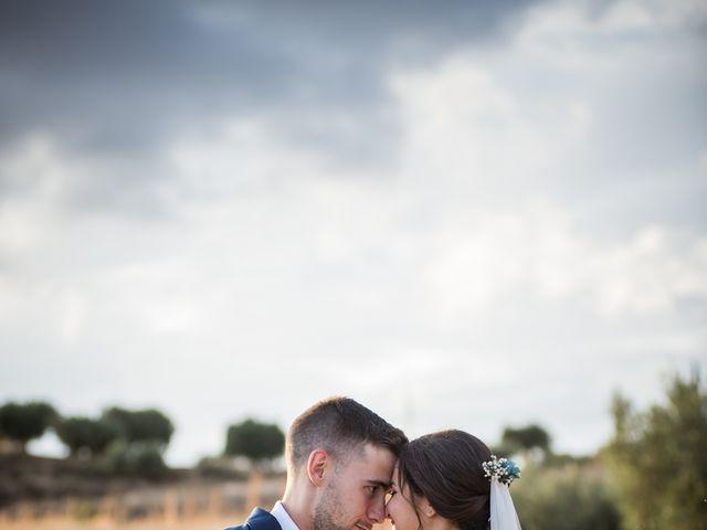 La boda de Isaac y Natalia en Chinchon, Madrid 2