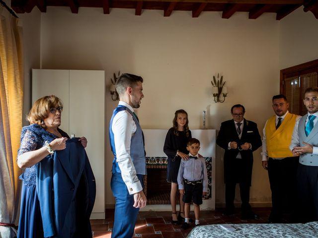 La boda de Isaac y Natalia en Chinchon, Madrid 20