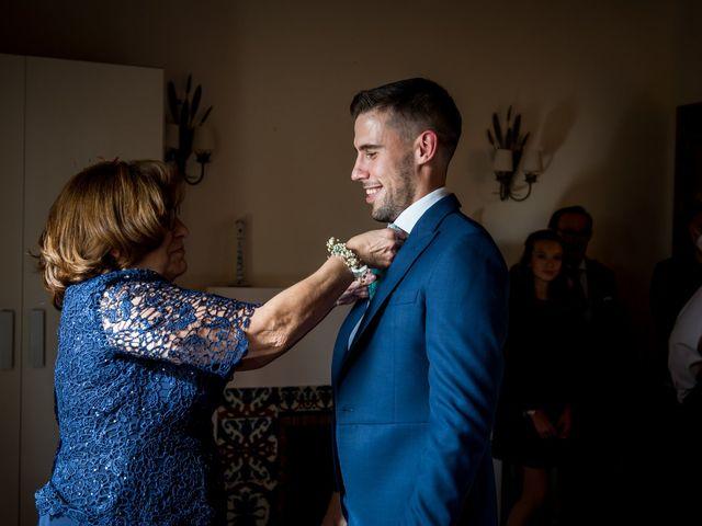 La boda de Isaac y Natalia en Chinchon, Madrid 21