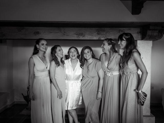 La boda de Isaac y Natalia en Chinchon, Madrid 29