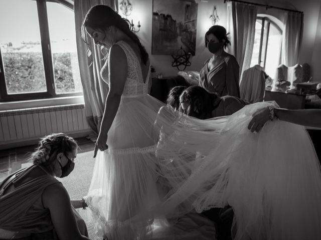 La boda de Isaac y Natalia en Chinchon, Madrid 31