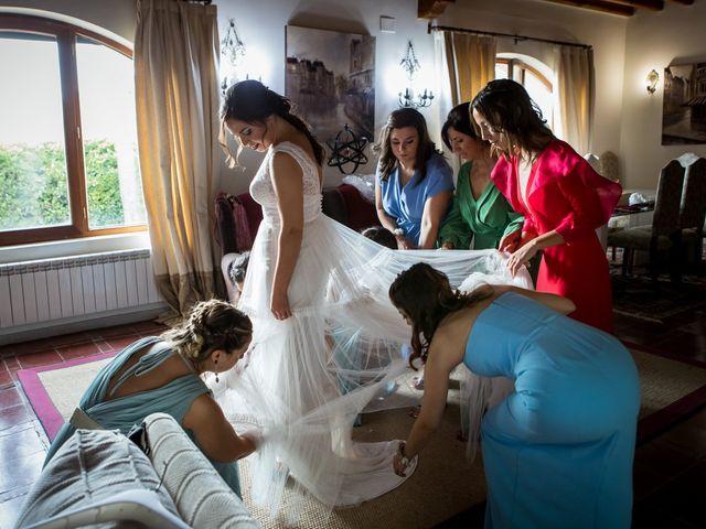 La boda de Isaac y Natalia en Chinchon, Madrid 33