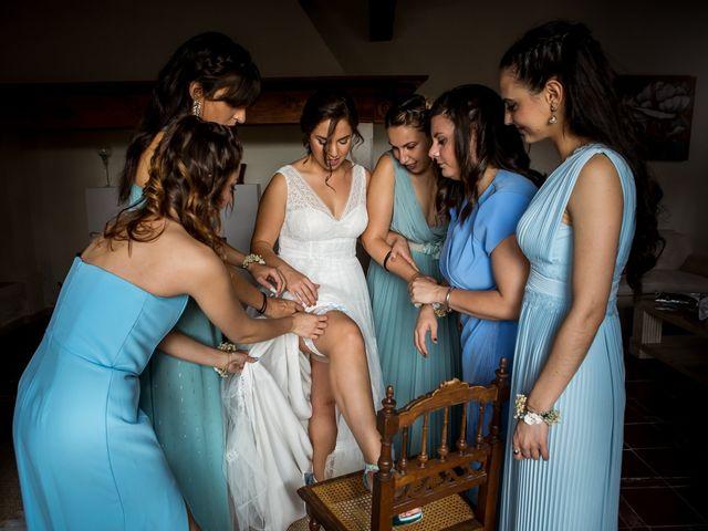La boda de Isaac y Natalia en Chinchon, Madrid 40