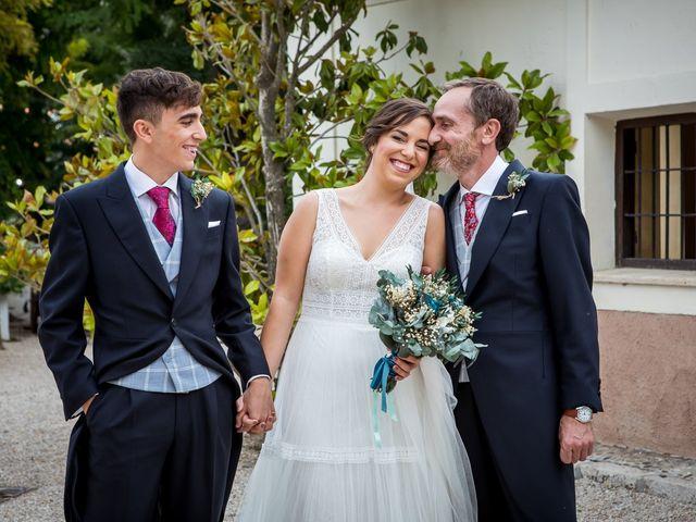 La boda de Isaac y Natalia en Chinchon, Madrid 45